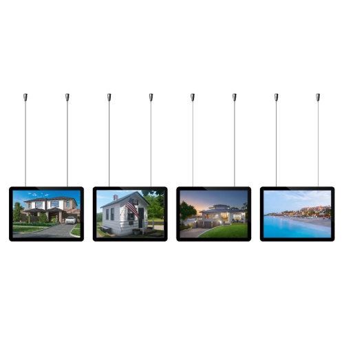 Christmas-Real-Estate-Advertising-Acrylic-Light-Signs-Frames-Window-Led-Display