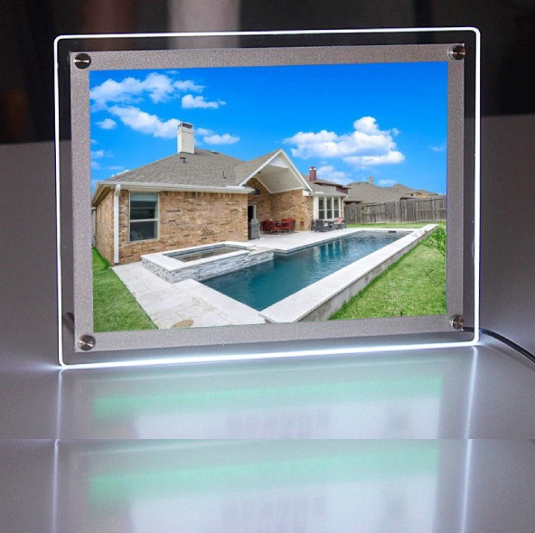 Desktop-acrylic-led-light-box