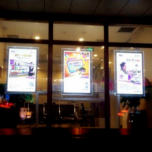 Double-Sided-A2-Acrylic-Poster-Frame-LED-Window-Display-frames-Illuminated-Advertising-Light-Box-Viertical-Hanging