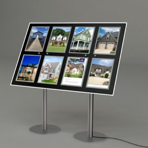 Floor-Stand-Led-Light-Frame
