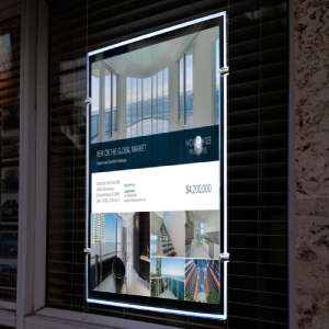 Innovative-Led-Illuminated-Window-Signs-for-Real-Estate-Agents