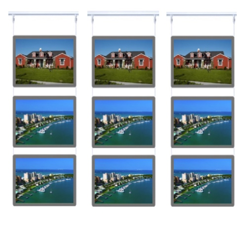 Real-Estate-Agent-Window-Display-LED-Hanging-Light-Box-Display-Acrylic-LED-Light-Box-Display
