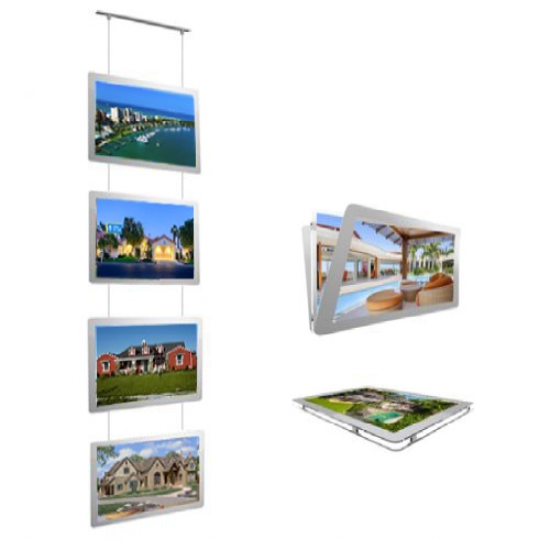 Real-Estate-Led-Light-Panel-Display