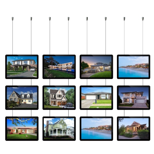 Real-Estate-Poster-Sign-Window-Acrylic-Display-Led-Panels