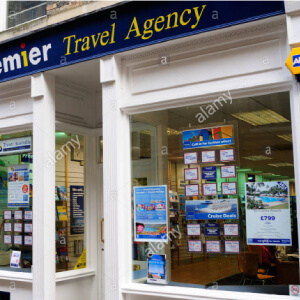 Travel-agency-frameless-Door-window-led-edge-lit-sign-poster-frame-display