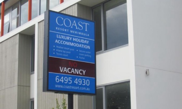 real estate outdoor led display board waterproof led notice board