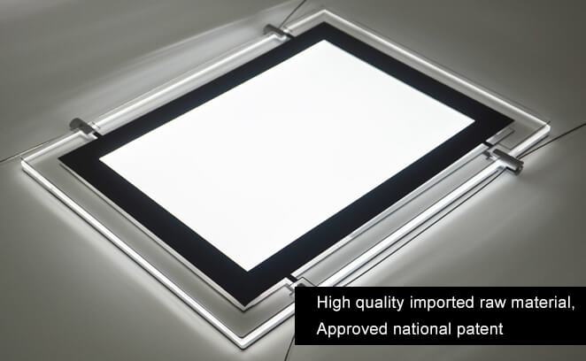 high quality acyrlic light guide plate
